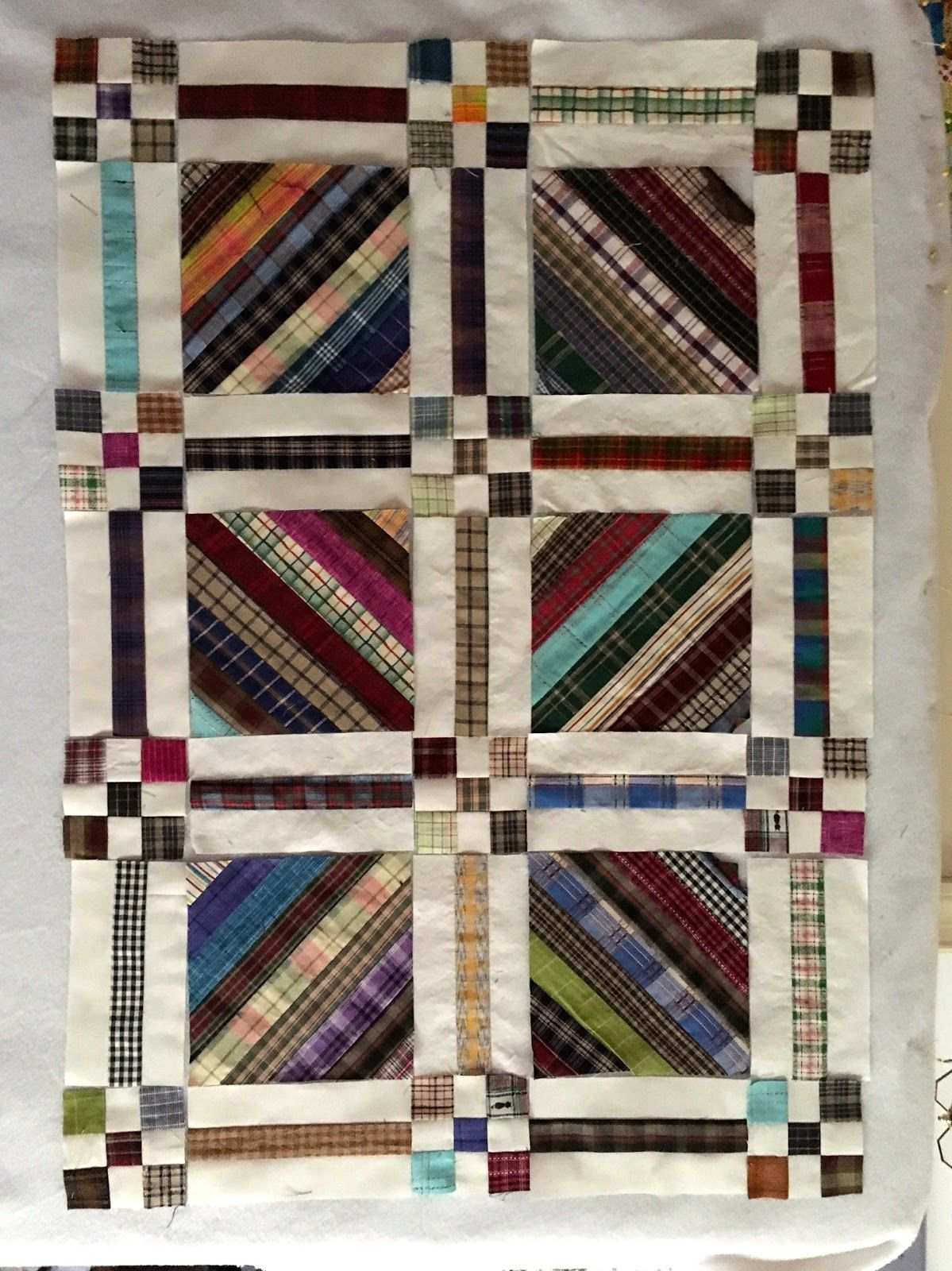 Image result for on ringo lake mystery quilt Scrap quilts Pinterest
