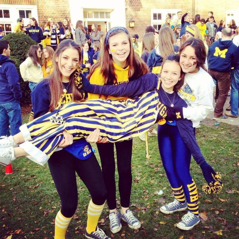 Delta Phi Epsilon-University of Michigan | sorority