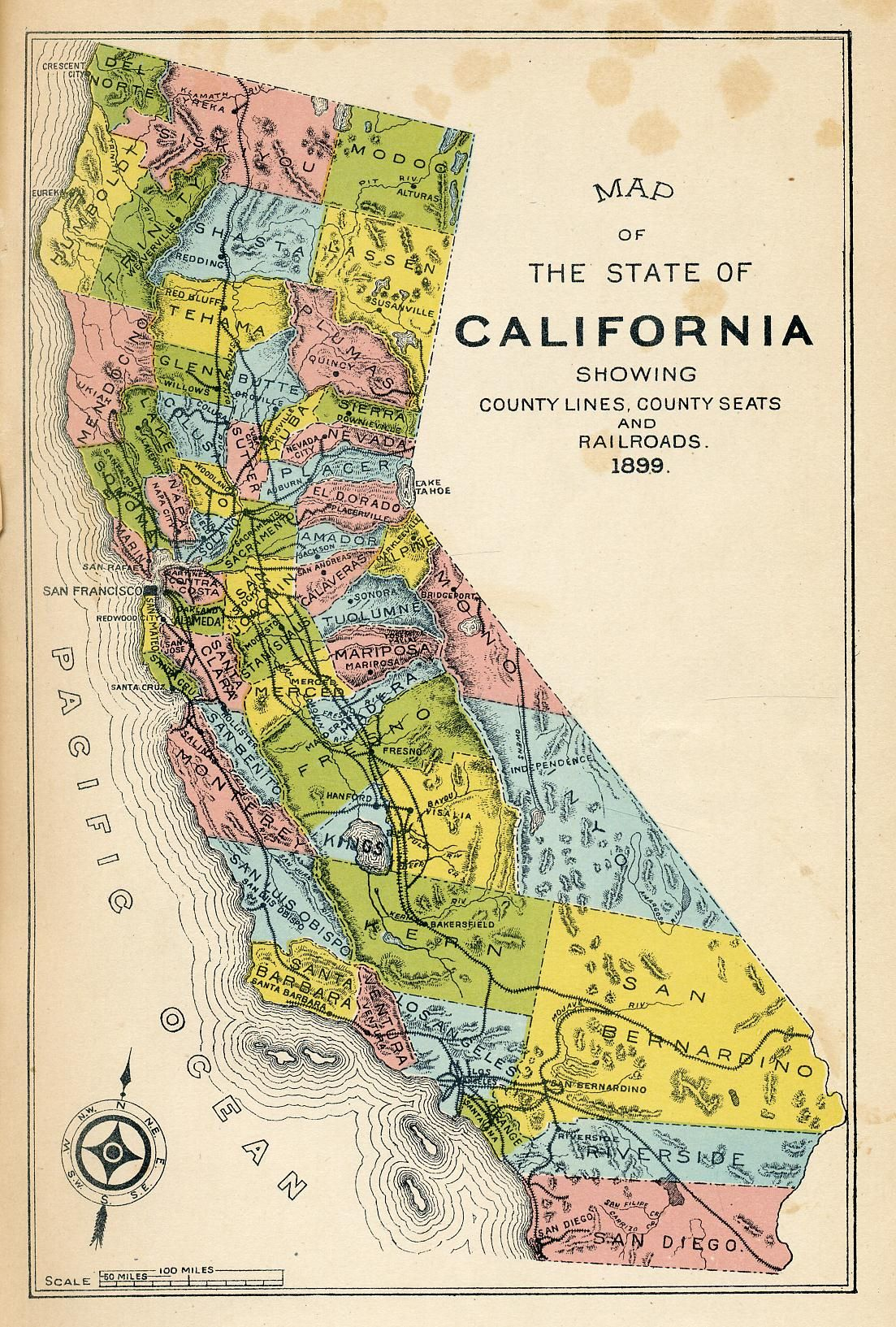 Sept. 9, 1850, California becomes the 31st U.S. state