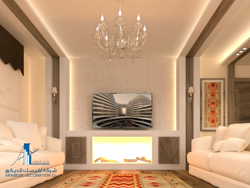 صور ديكورات غرف معيشة تجمع بين الفخامة و الذوق العصري الحديث Living Room Pictures Living Room Room