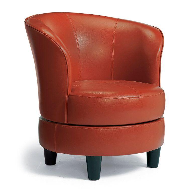 Superb Rebecca Swivel Chair Home Family Room Leather Swivel Evergreenethics Interior Chair Design Evergreenethicsorg
