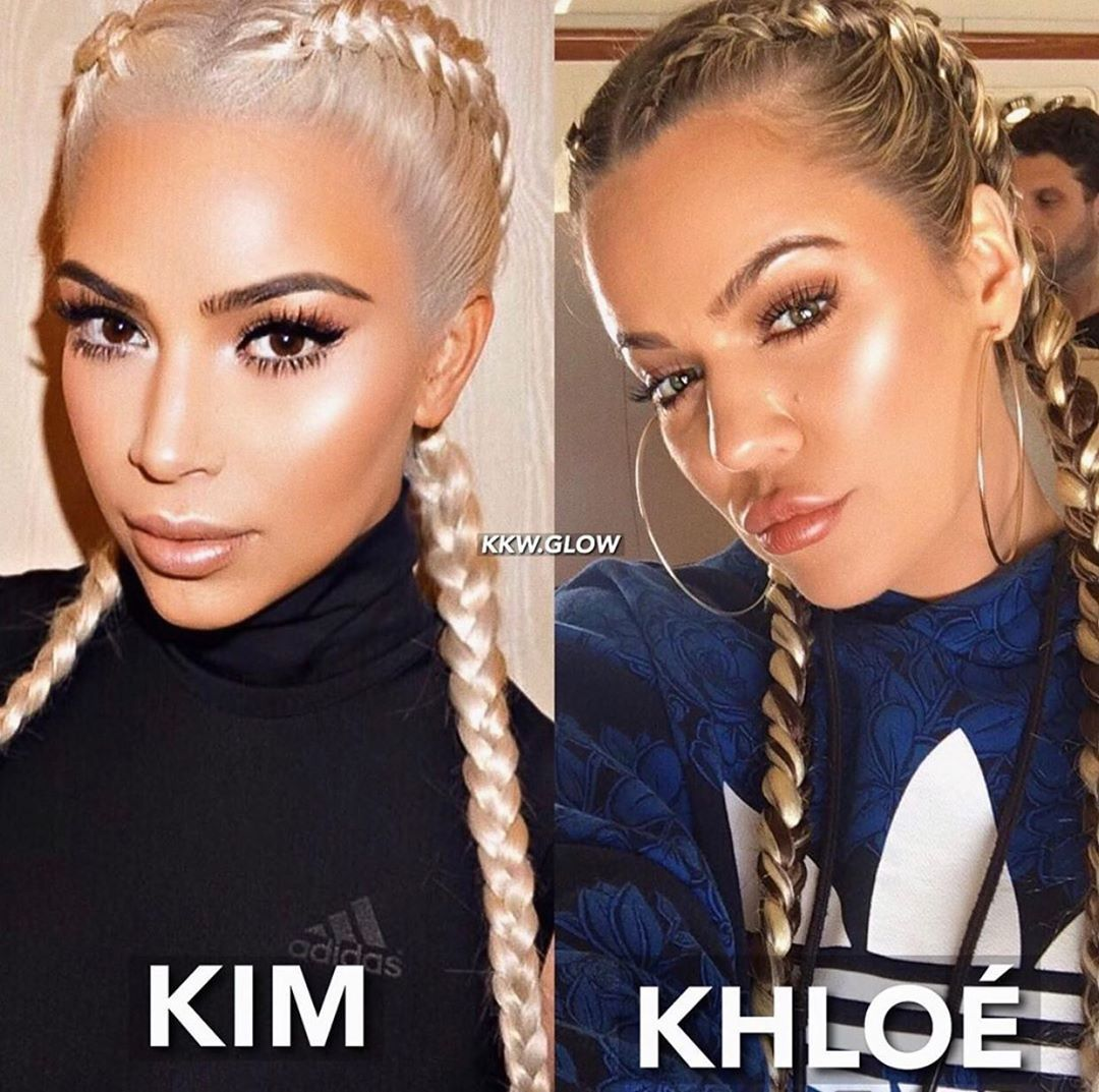 Kim or Khloe?