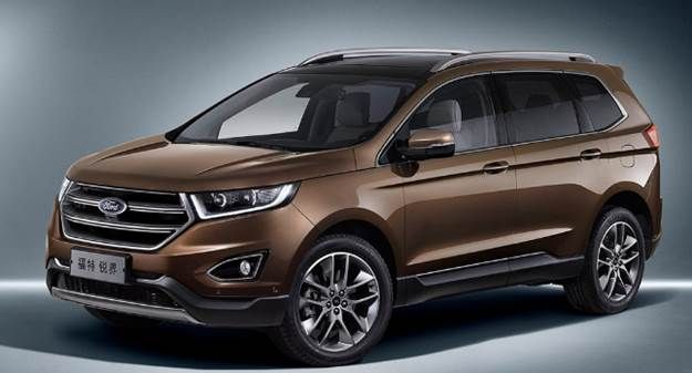 2020 Ford Edge Redesign Release Price Ford Edge Ford Edge Has An