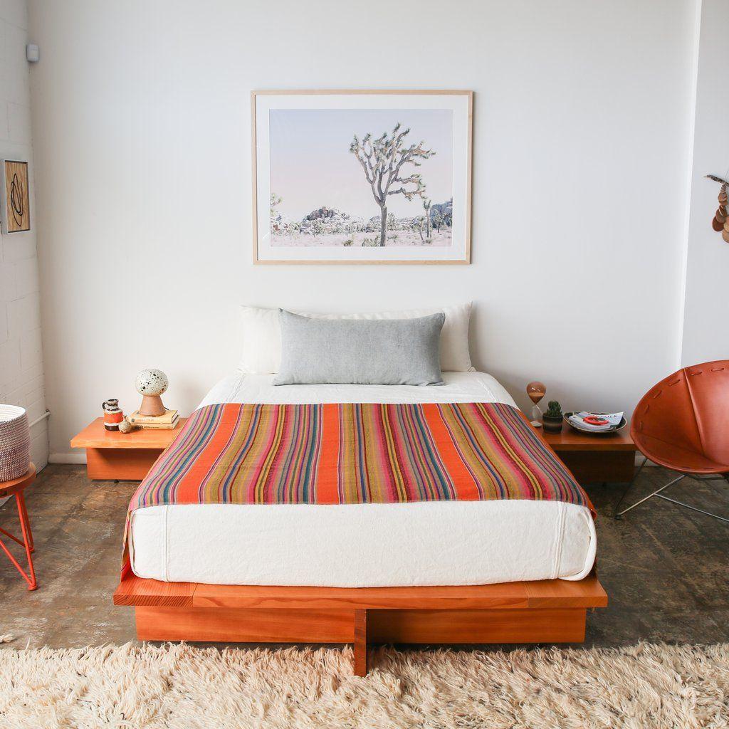 Desert Blanket - Orange