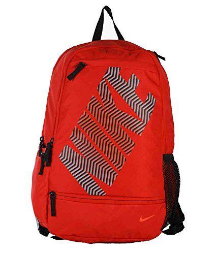 variedades anchas 2019 real minorista online Nike Classic Line Backpack University Red/Black/Bright Crimson One ...