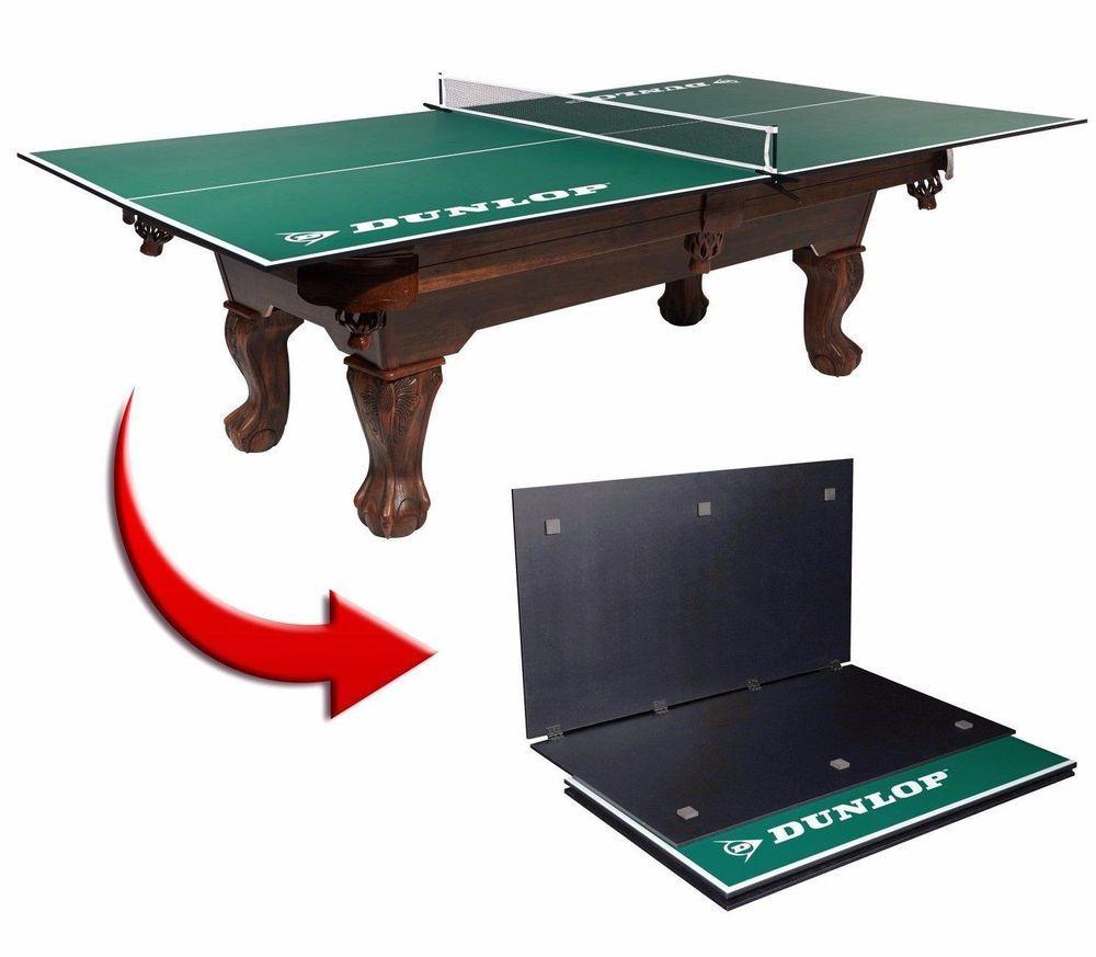 Ping Pong Tournament Size Folding Tennis Table Tennis 4 Piece Conversion Top Kit Pingpongtournament Table Tennis Conversion Top Ping Pong Table Table Tennis