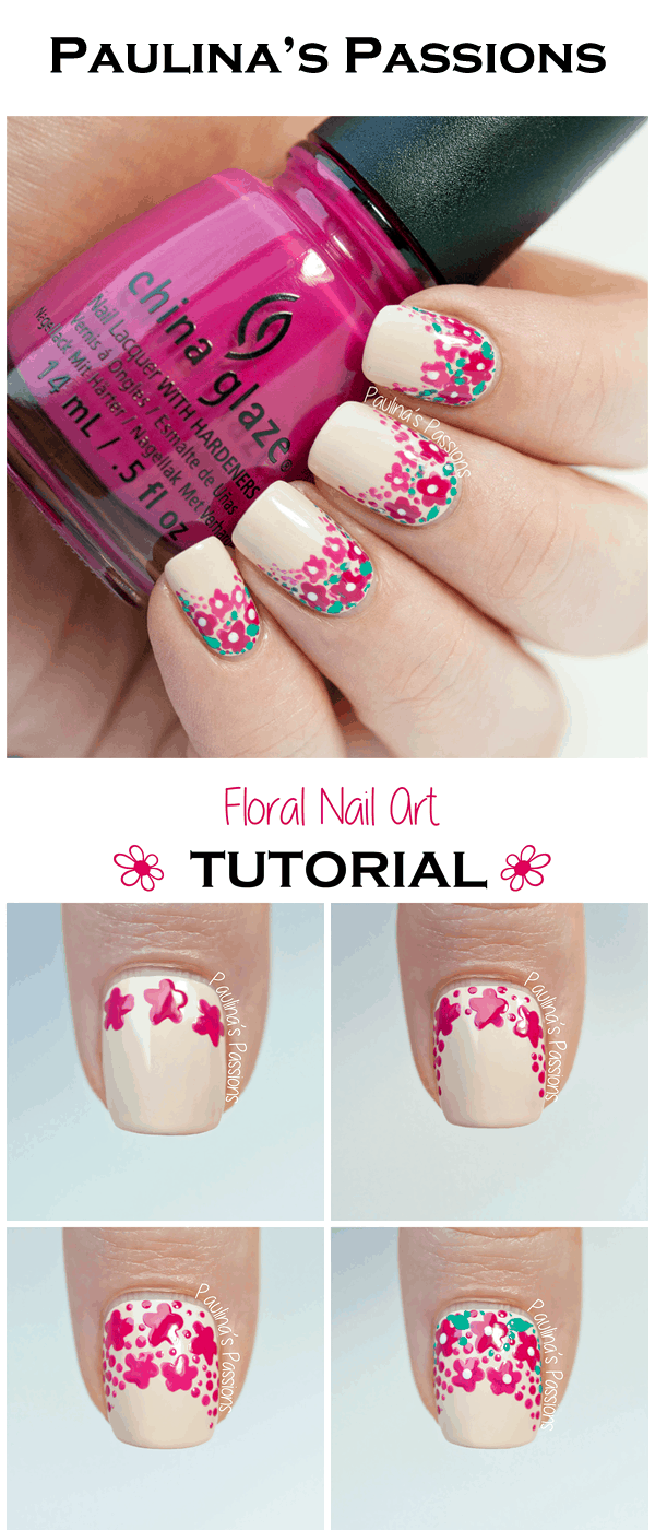 Playful Nail Art Tutorials To Copy This Spring | Nail Designs ...