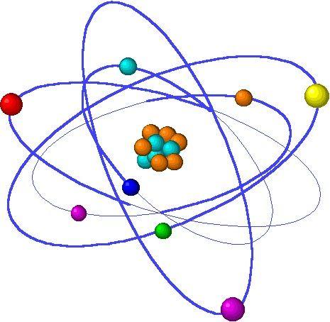 Imagenes De Quimica Nocturnar Modelos Atomicos Teoría Atómica Química