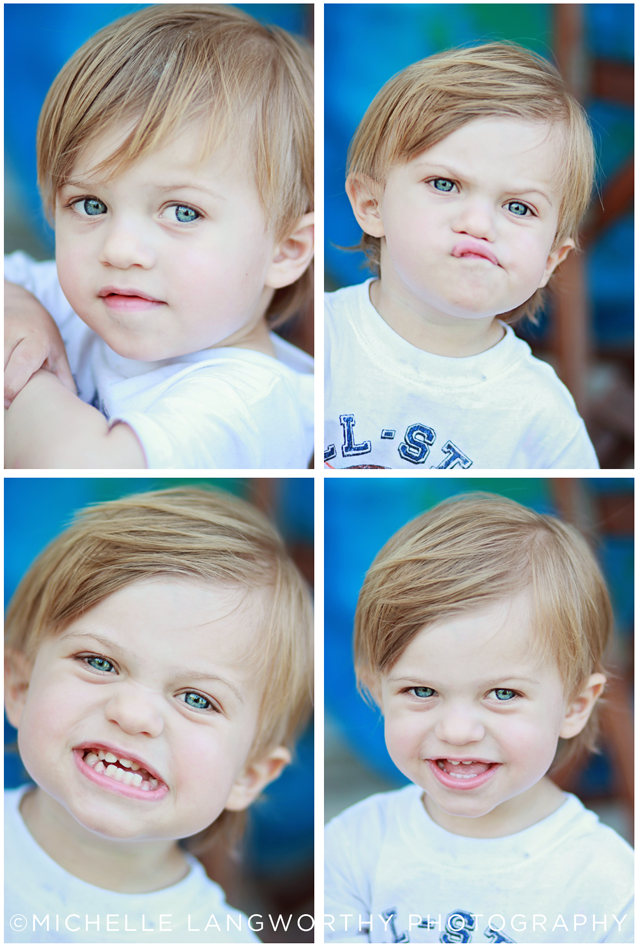 Toddler Poses | Michelle Langworthy Photography