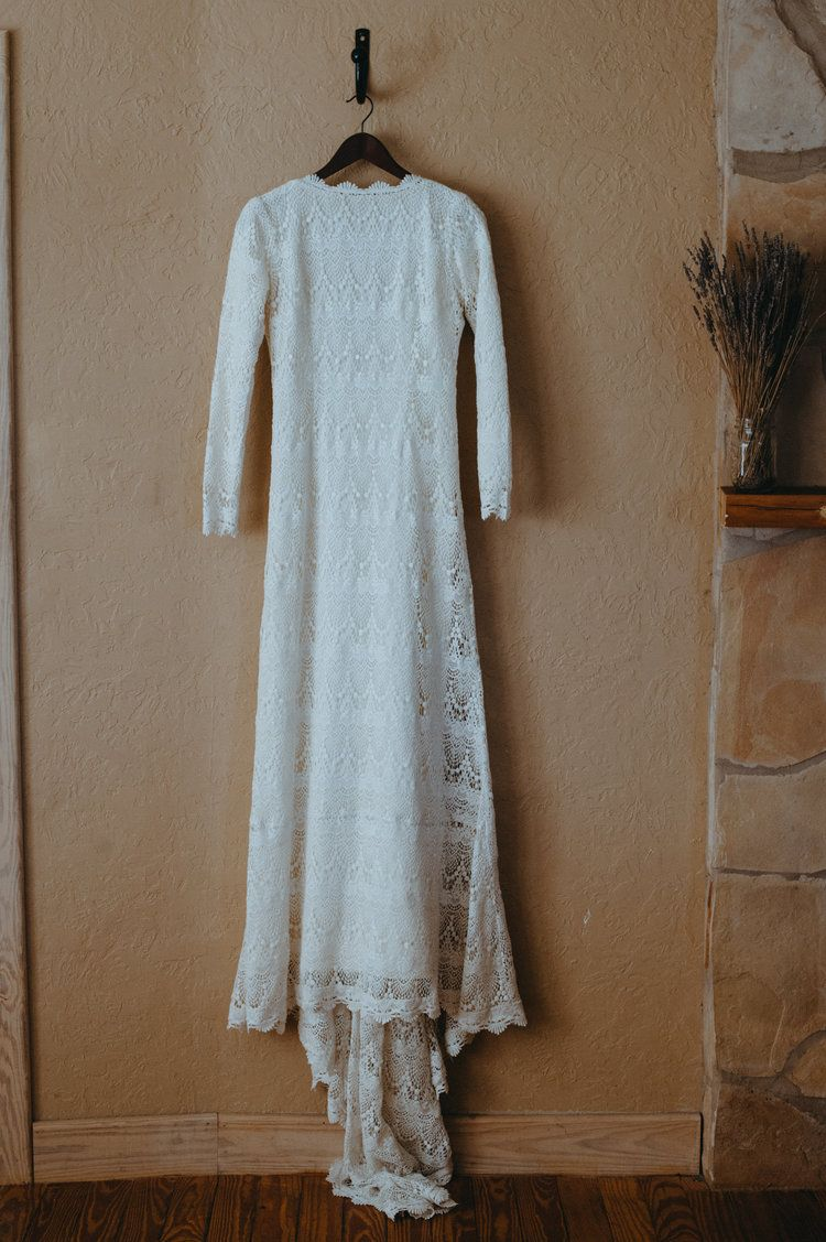 Daughters of Simone Lola Dress / Texas Winter Wedding | Once Upon a ...