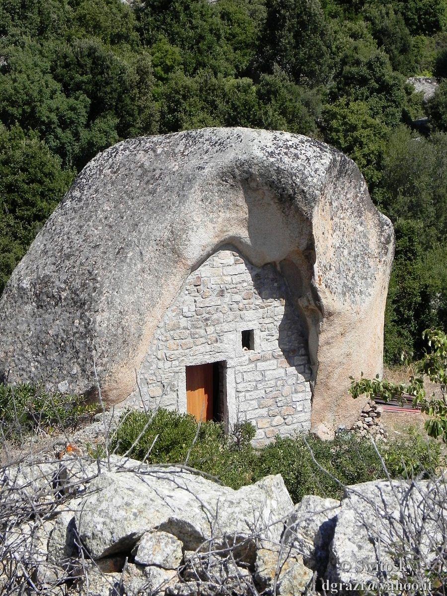 Casa nella roccia Sardinia, Italy, Olbia Tempio , Capo