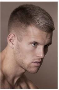 стрижка мужская фото короткая