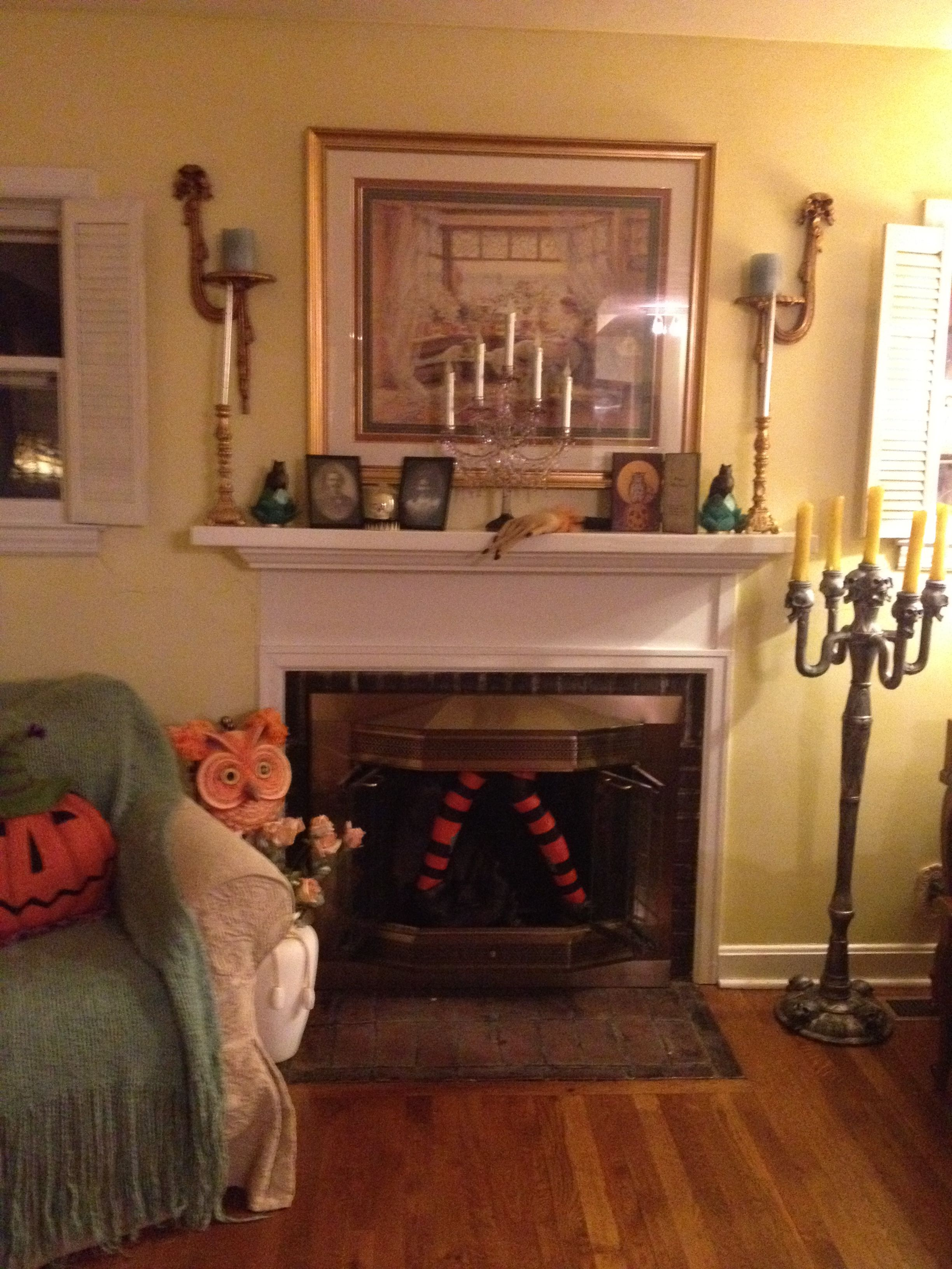 Haunted Living Room Home decor, Room, Home