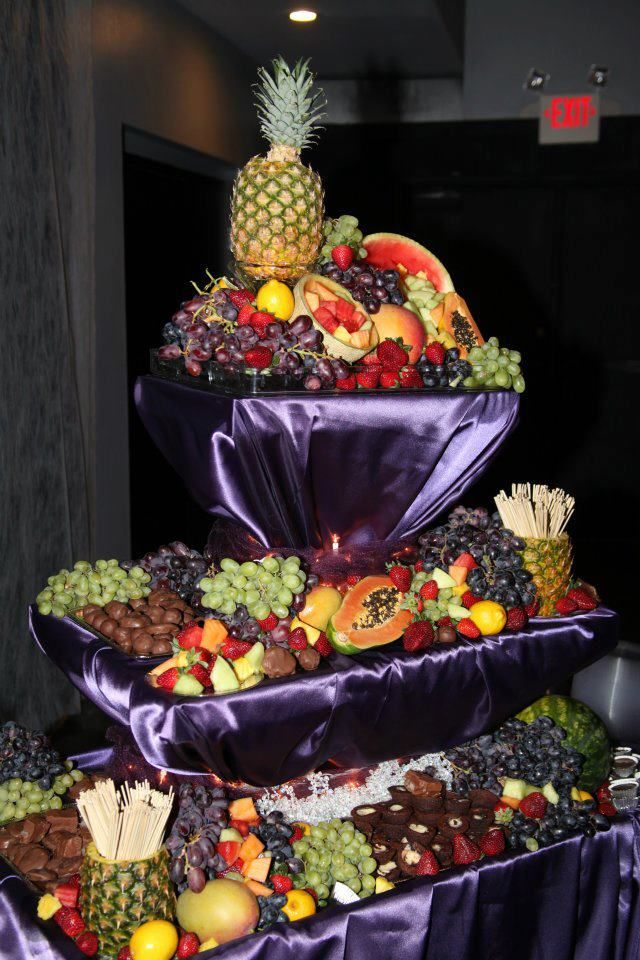 Fruit Bar Ideas fruit bar | weddings and events | pinterest | bar and food bars