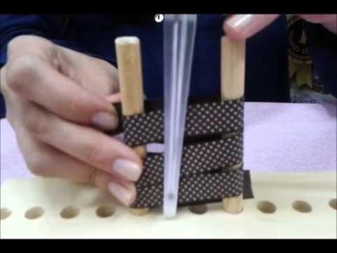 como rizar cintas para lazoshow to make korker ribbon youtube