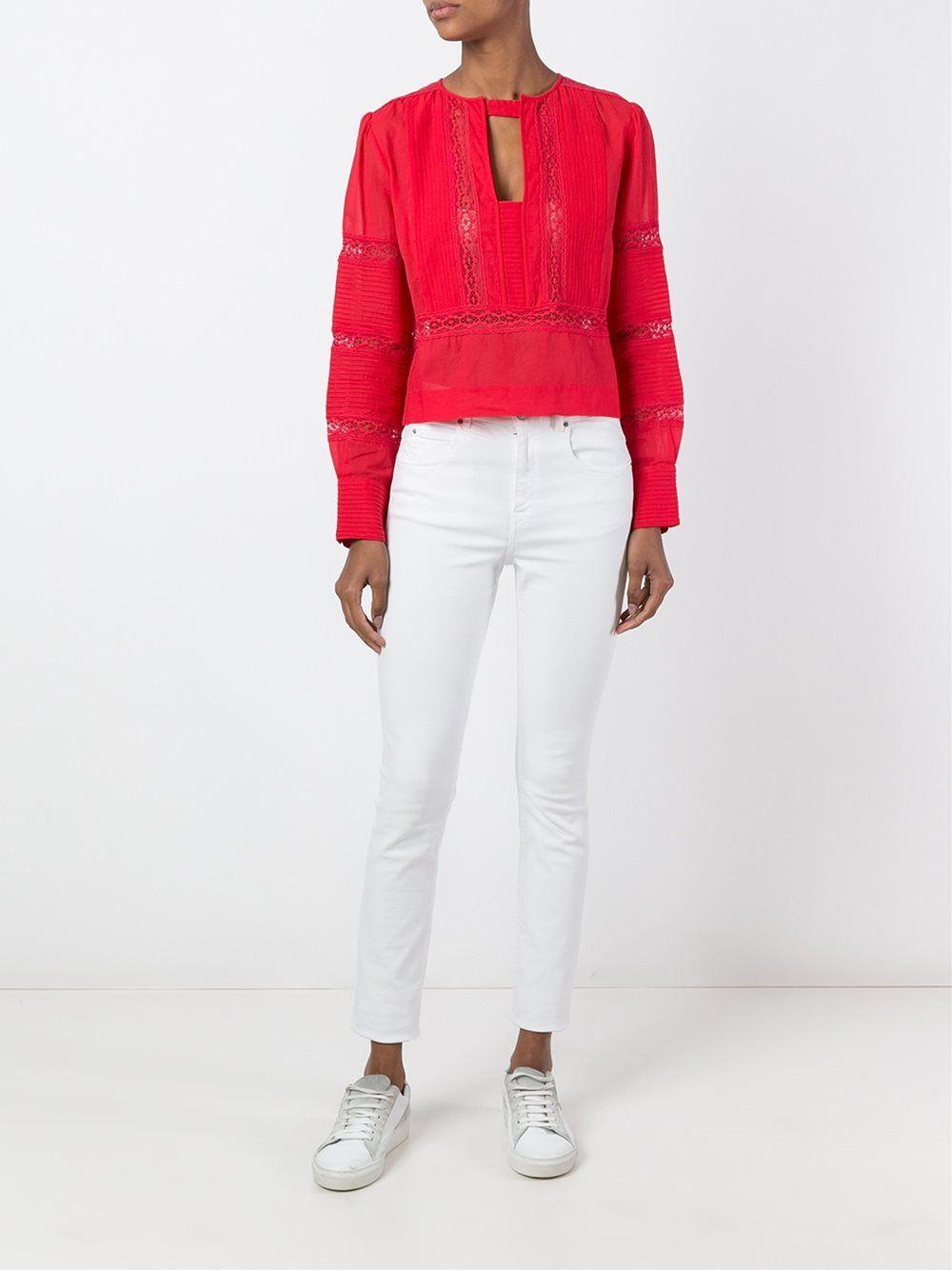 Isabel Marant Étoile 'Roxana' blouse