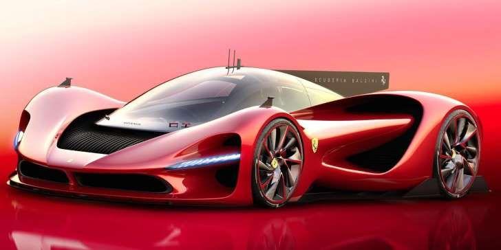 El Rival Del Aston Martin Valkyrie Se Llama Ferrari P3