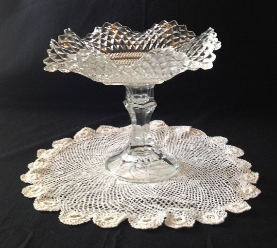 Isabella-Crystal Dish by LuluAndMomsBoutique on Etsy