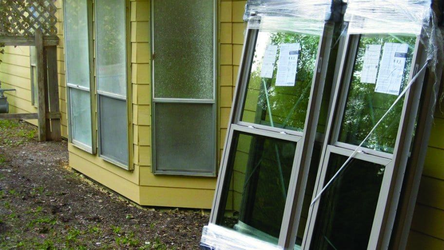 5 Types of Replacement Window Frames Window replacement