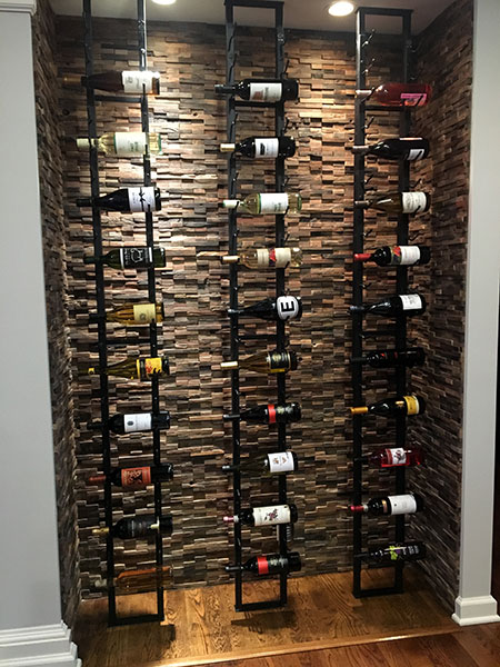 Wine Storage Ideas For Small Spaces Converting Small Spaces Home Wine Cellars Wine Cellar Design Wine Decor