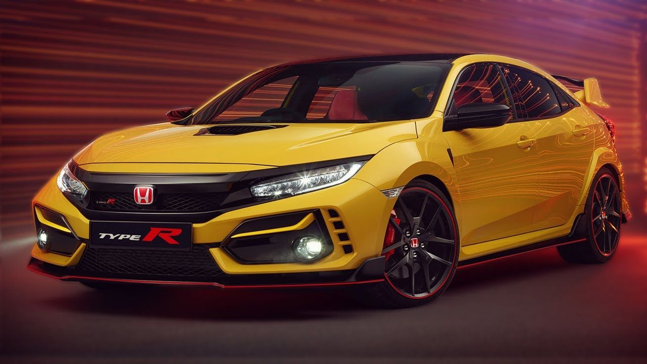 Honda Civic Type R 2020 Is The Best In 2020 Honda Civic Honda Civic Type R Honda Civic New