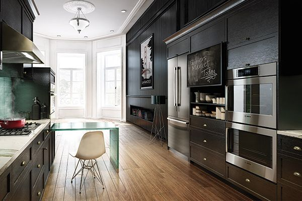 Sleek Meets Modern In This Beautifully Designed San Francisco Stunning Kitchen Design San Francisco