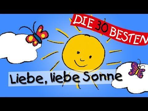 Gottes Liebe Ist So Wunderbar Die Besten Kirchenlieder Fur Kinder Kinderlieder Youtube Kinder Lied Kindergarten Lieder Liebe Sonne