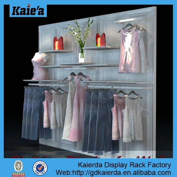 Retail Store Furniture/retail Clothing Store Furniture