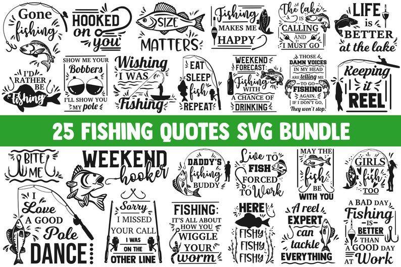 Download Fishing Svg Bundle Fish Svg Bass Svg Fish Hook Svg Lake Etsy Fishing Svg Fishing Quotes Funny Funny Svg