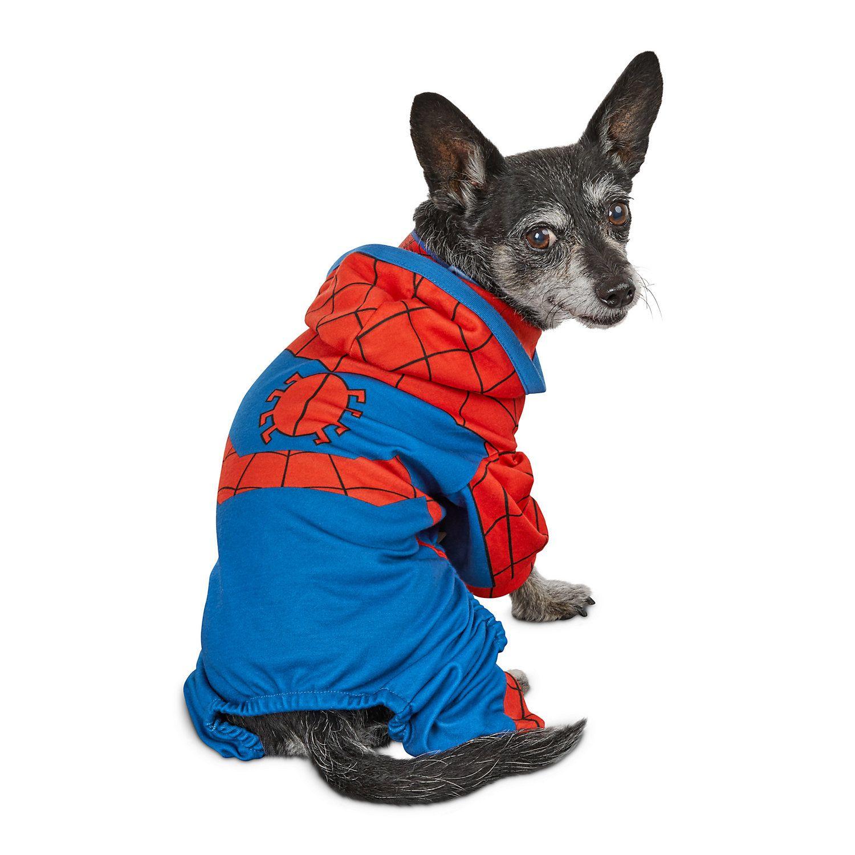 Marvel Spider Man Dog Suit Costume Medium Dog Suit Man Dog
