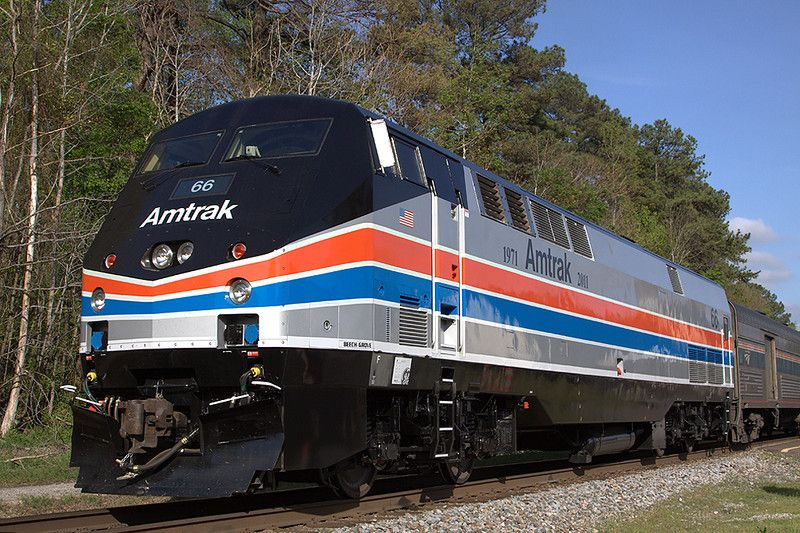 Image result for amtrak trains
