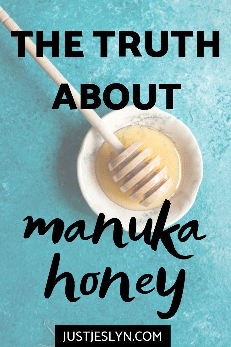 The Amazing Skin Benefits of Manuka Honey