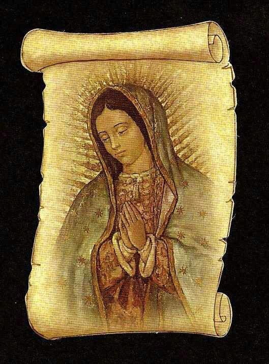 Oración De Consagración A Nuestra Señora De Guadalupe
