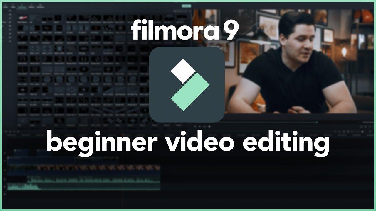 Tutorial Edit Video Filmora 9