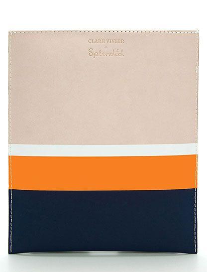 Clare Vivier for Splendid LA iPad case