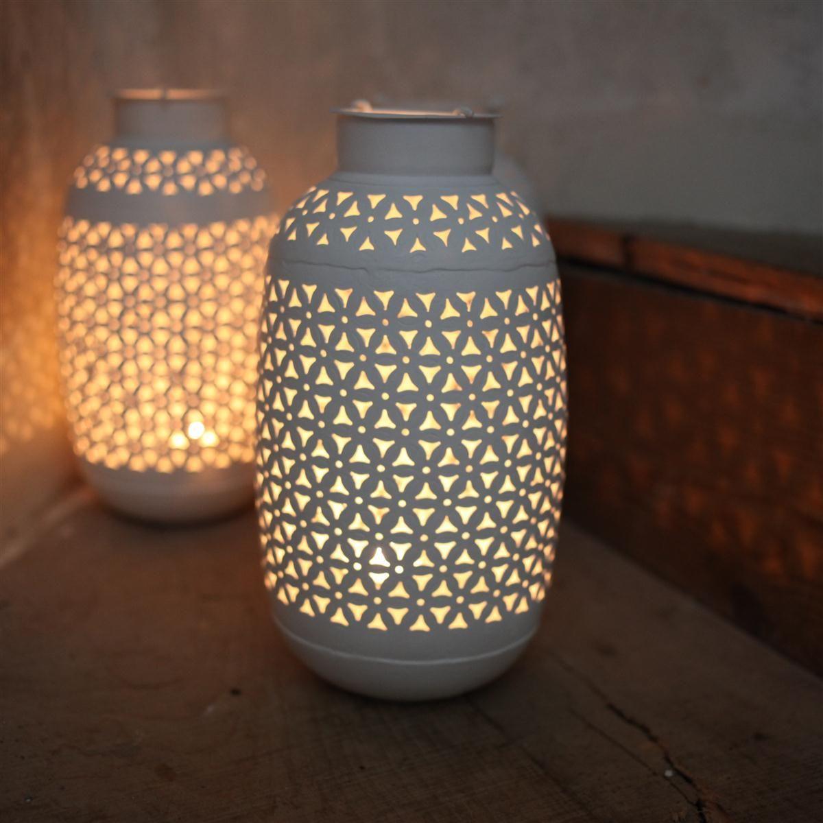 tall vase lighting garden. Nkuku Tall Petal Lantern Vase Lighting Garden T