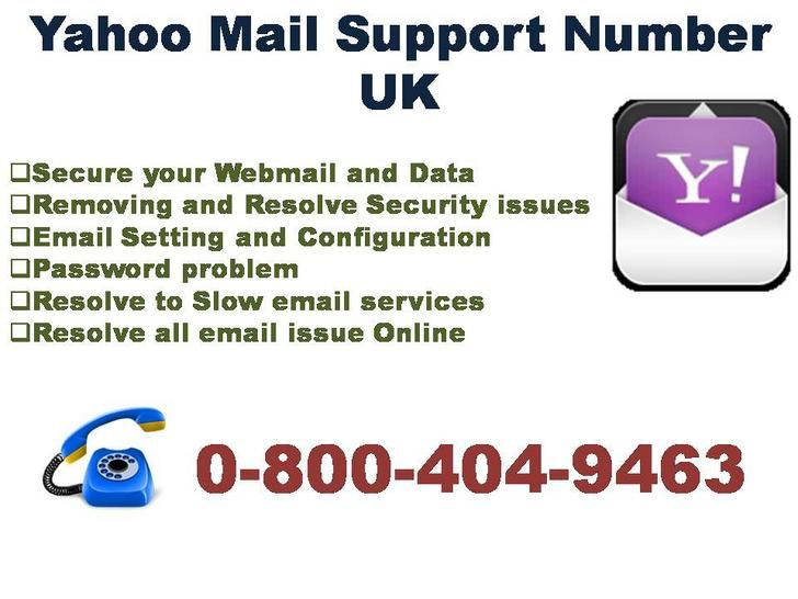 Exceptional Call Now Yahoo Help Desk Number UK 0 800 404 9463 Technical Support