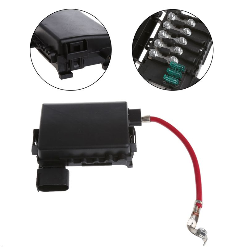 Useful Fuse Box Battery Terminal For VW Beetle Golf Bora