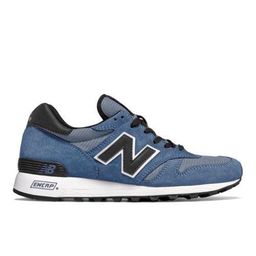 e6fe16c49af0 1300 Heritage Men s Made in USA Shoes - Blue Black (M1300CHR ...