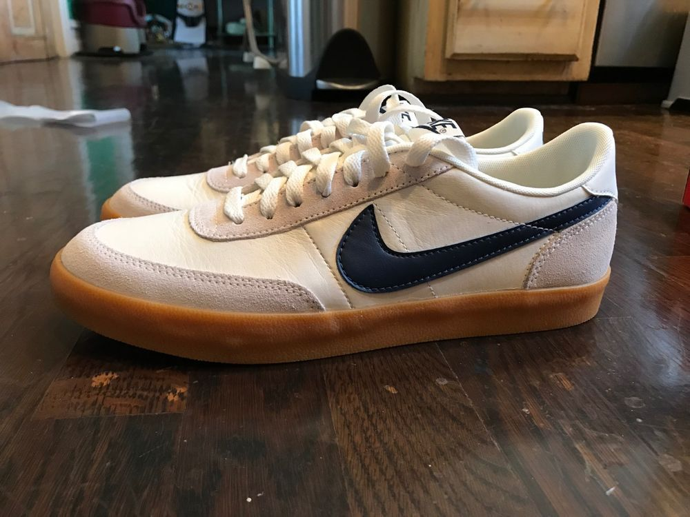 finest selection 81381 bc5ee NEW IN BOX - Nike x J.Crew Killshot 2 Leather - Men s Size 9.5  fashion   clothing  shoes  accessories  mensshoes  athleticshoes (ebay link)