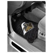 Purdue University Rubber Car Floor Mats Auto