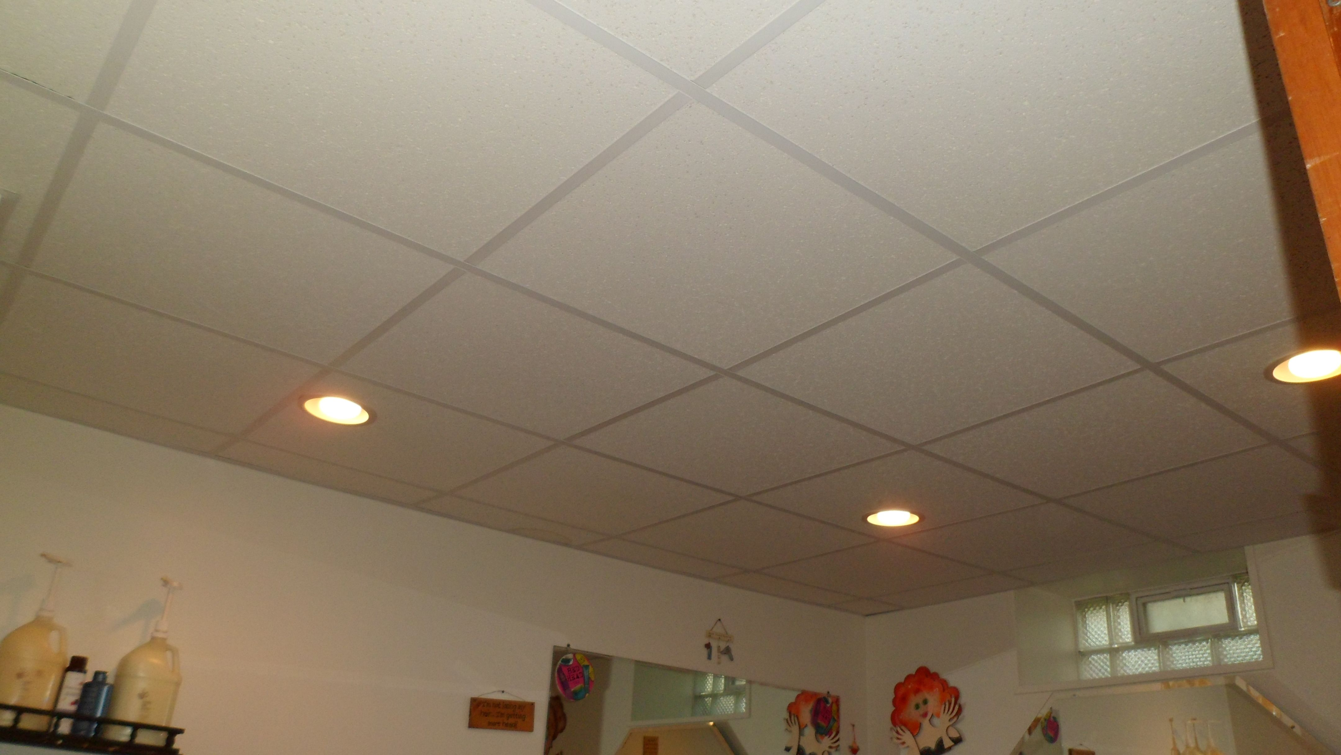 Drop ceiling recessed lights httpcreativechairsandtables drop ceiling recessed lights mozeypictures Images