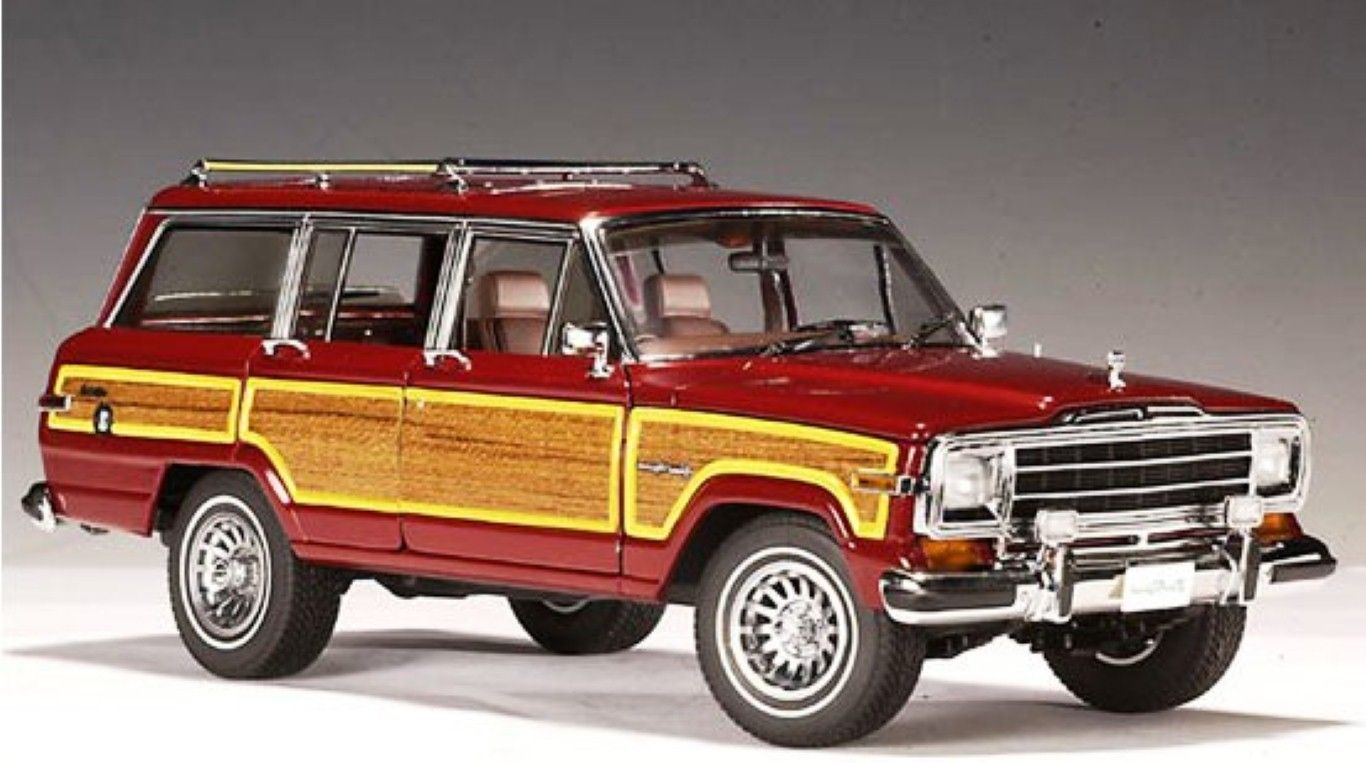 2014 Jeep Grand Wagoneer Concept Picture Wallpaper