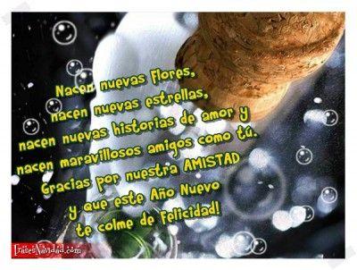Mensajes Para El Ano Nuevo Feliz Ano Nuevo Para Amigos Frases De