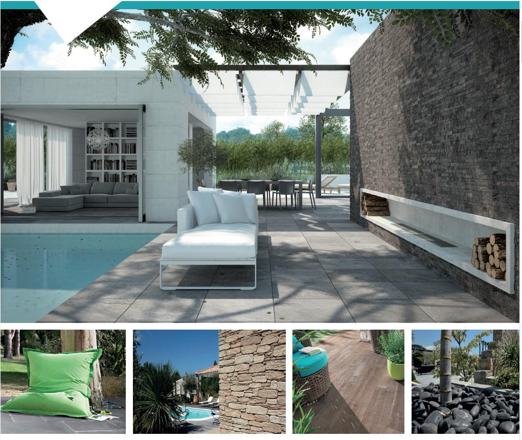 guide technique pour votre jardin terrasse poser une dalle des pav s construire un muret. Black Bedroom Furniture Sets. Home Design Ideas