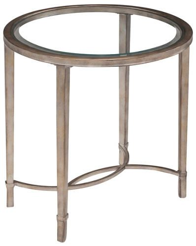 Copia Oval End Table Art Van Furniture Glass Top End Tables Antique End Tables Glass End Tables