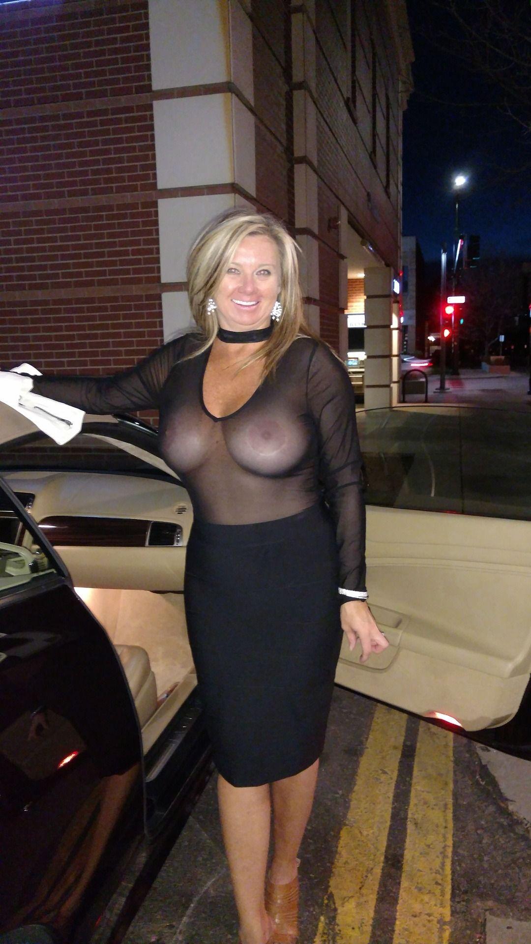 Milf nude lingerie