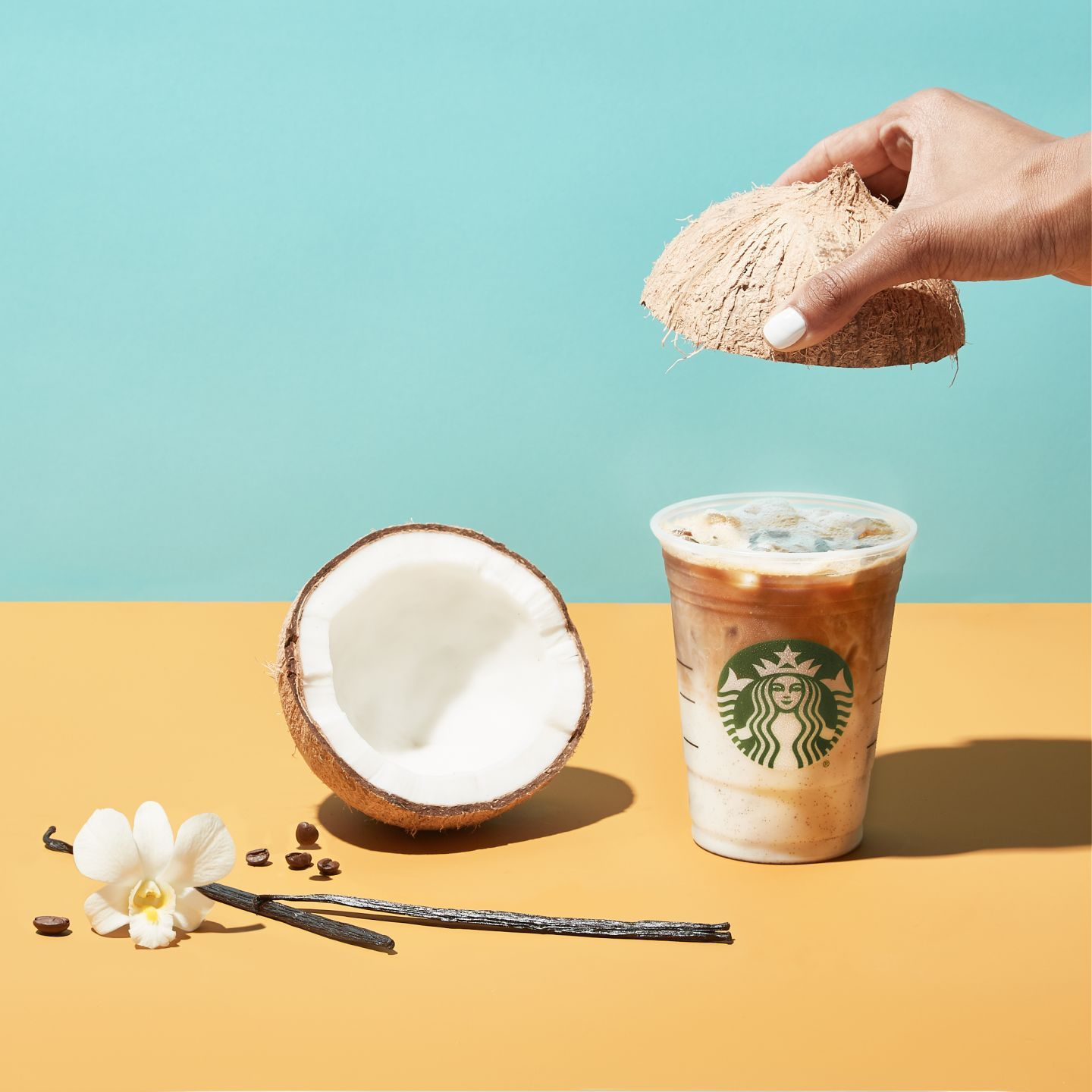 Starbucks Is Adding Two New Drinks To Its Permanent Menu