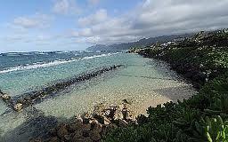 Bathtub Beach