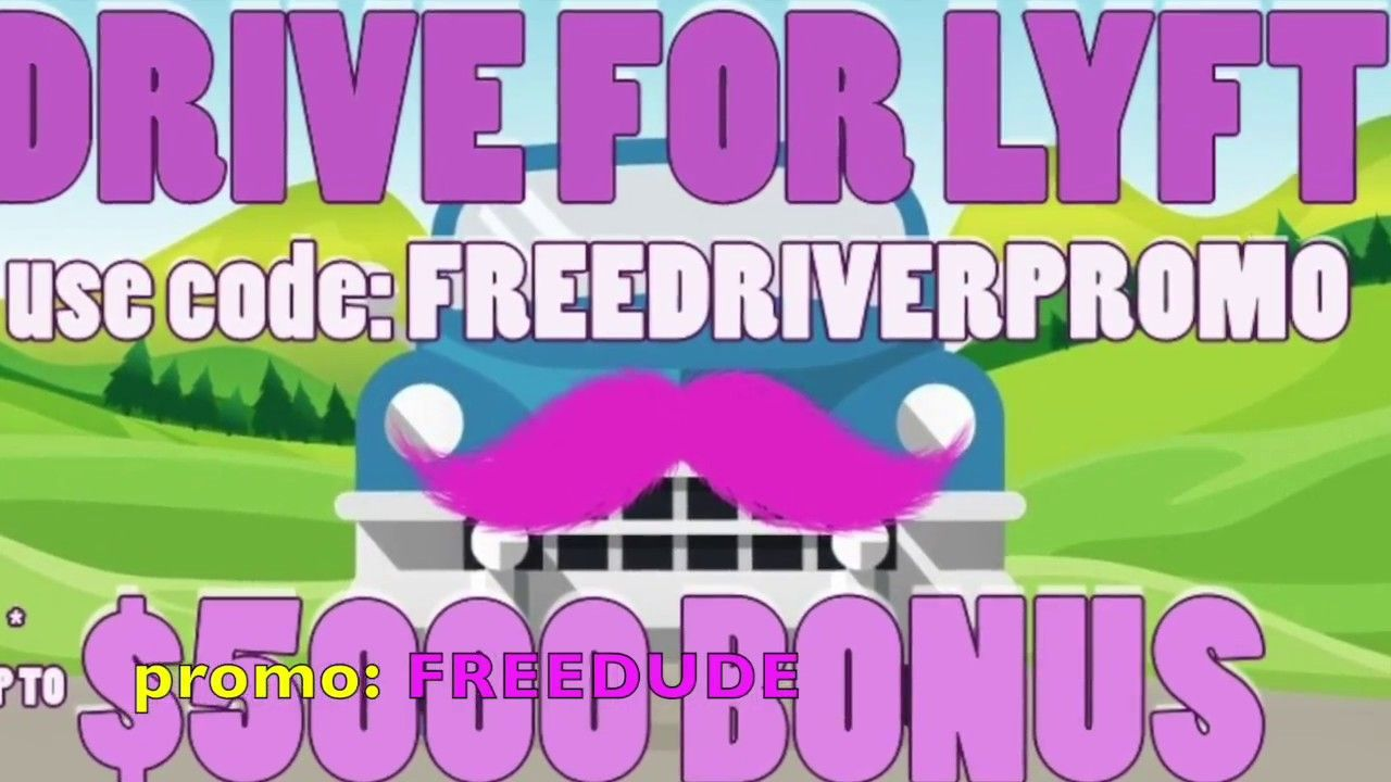 What is Lyft Line Carpool? Promo Code FREEDUDE Coding